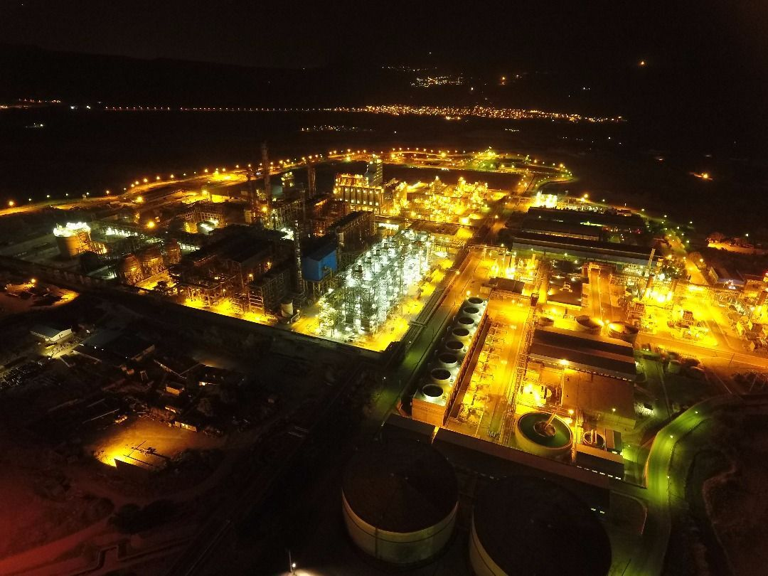 Olefin, SRU units of Ilam Petchem Plant Operational