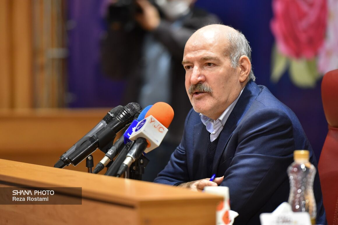 نشست خبری معاون وزیر نفت و مدیرعامل شرکت ملی گاز ایران