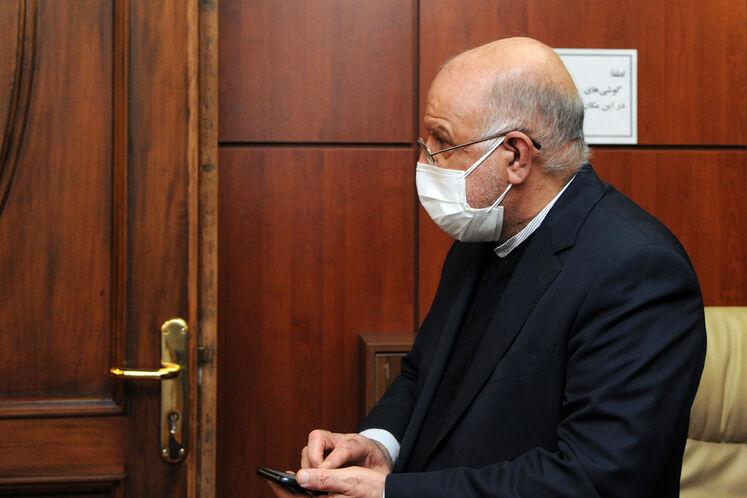 بیژن زنگنه ،وزیر نفت