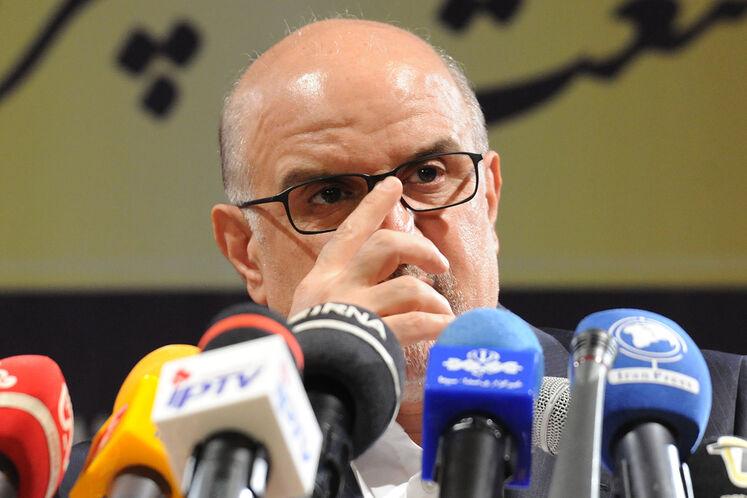 بهزاد محمدی، معاون وزیر نفت در امور پتروشیمی