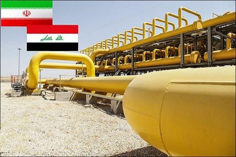کاهش صادرات گاز به عراق پس از اخطارهای چندباره قراردادی انجام شد