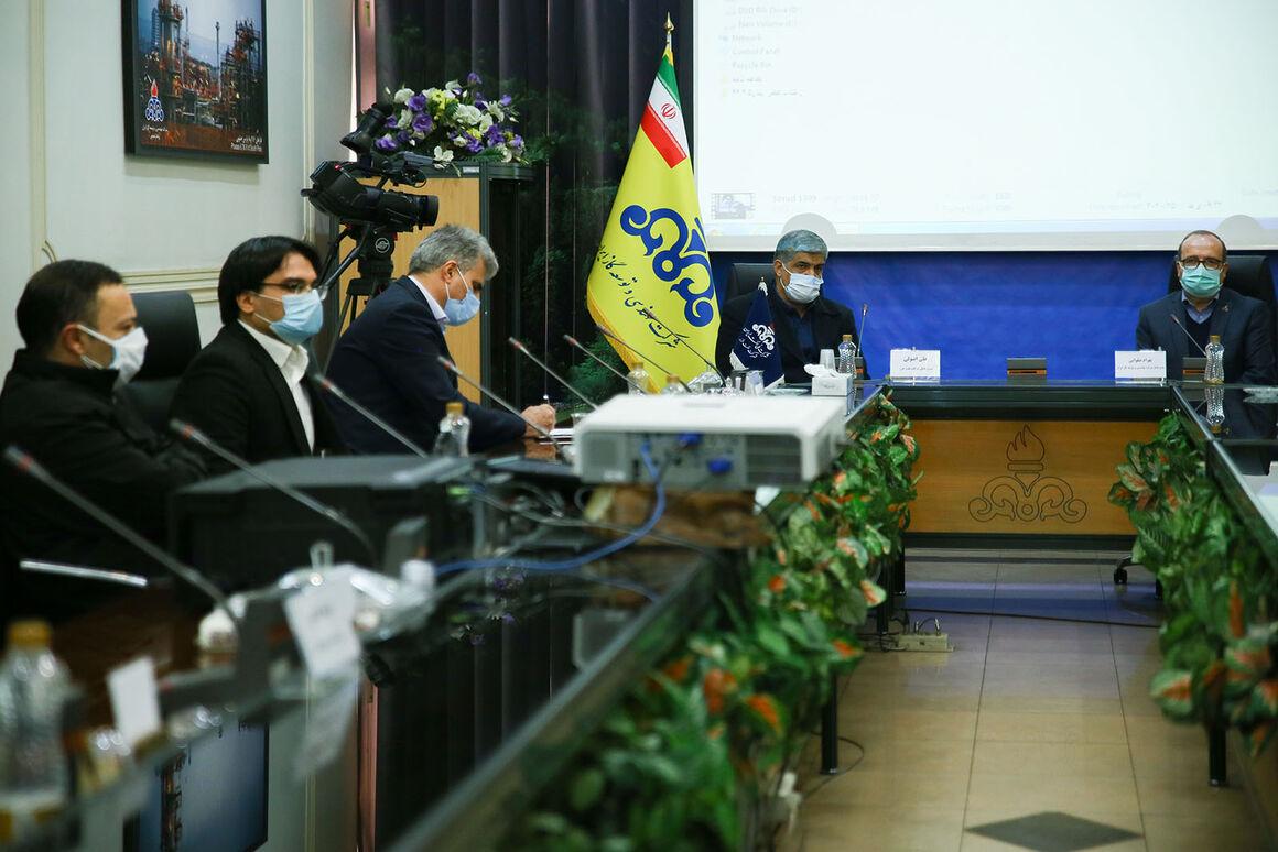 تداوم همکاریهای نفت خزر و مهندسی و توسعه گاز در گلستان