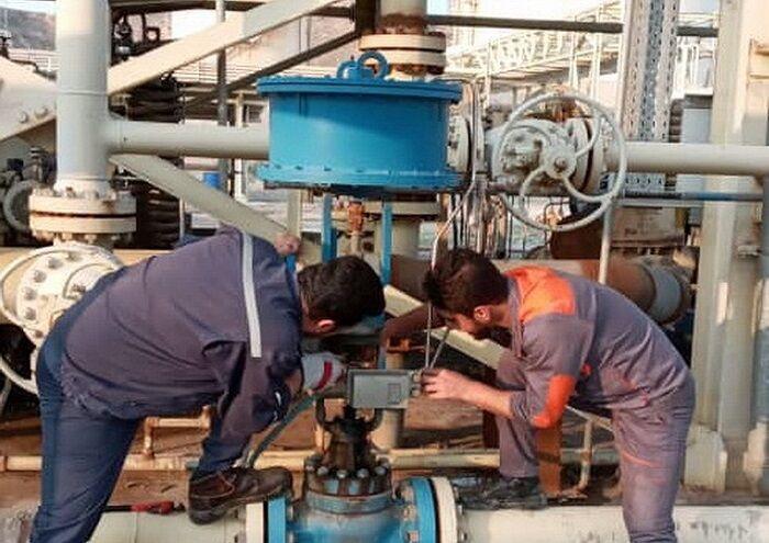 تعمیرات واحد نمکزدایی دهلران پایان یافت