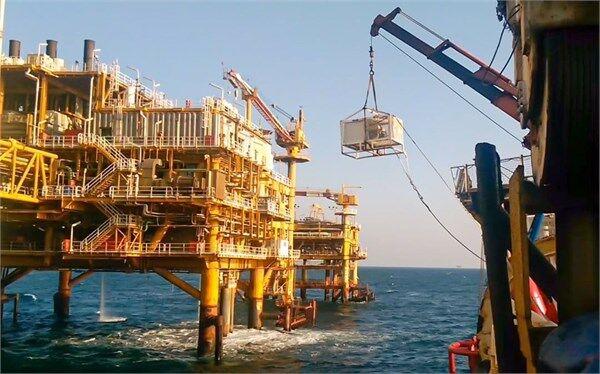 بازرسی سازههای دریایی پارس جنوبی پایان یافت