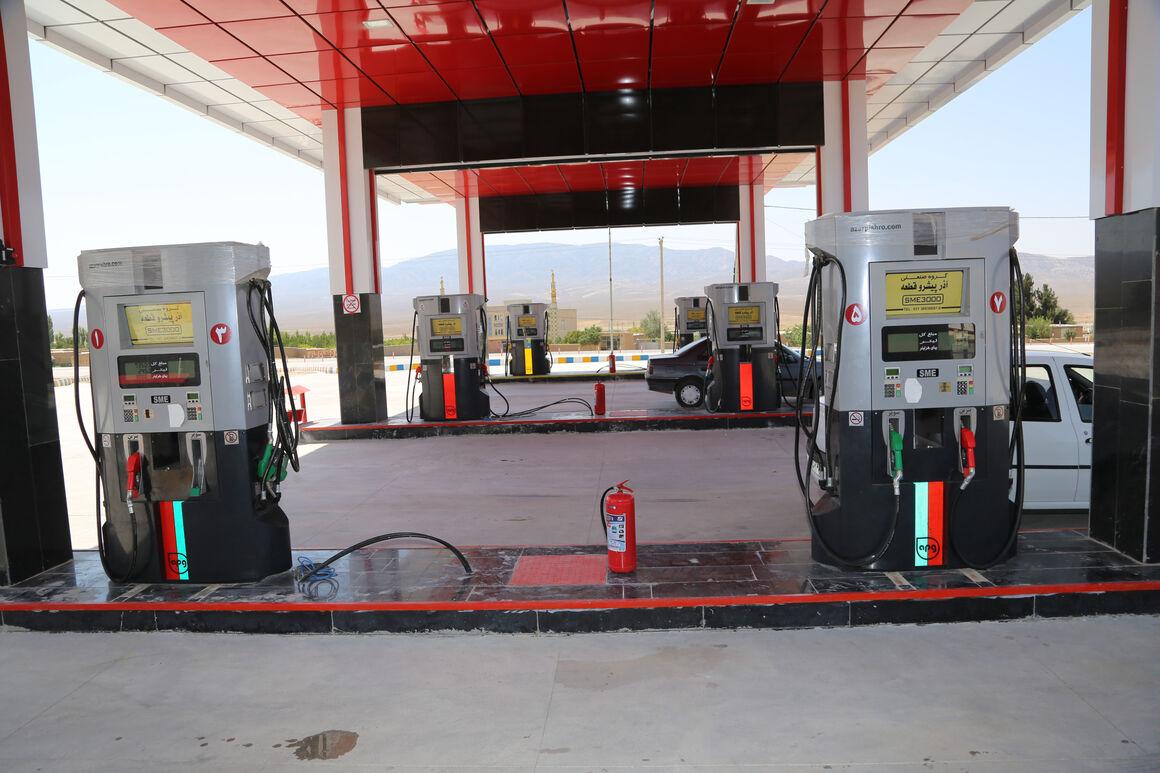 کاهش ۲۱ درصدی مصرف بنزین در منطقه خراسان شمالی