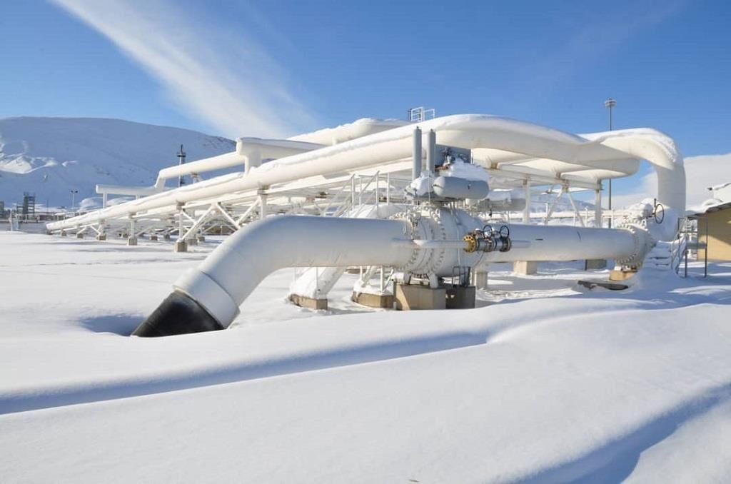 مصرف گاز استانهای شمال غرب کشور بیش از ۴۰ درصد افزایش یافت