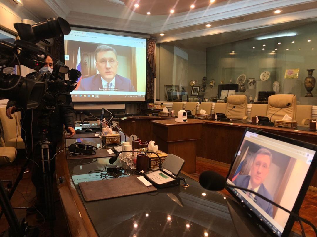 ابراز امیدواری روسیه نسبت به بهبود بازار نفت
