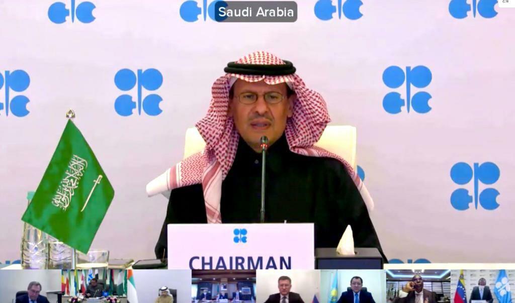 تأکید عربستان بر پایبندی کامل به توافق اوپک پلاس
