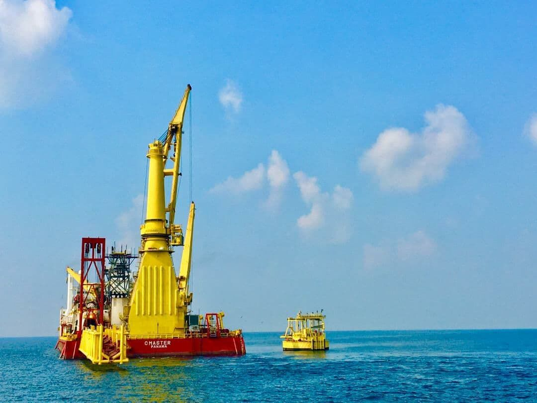 POGC Installs 2nd SBM to Facilitate Gas Condensate Export from South Pars