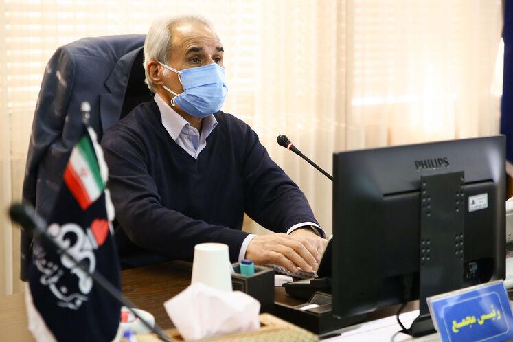 هوشنگ فلاحتیان، معاون وزیر نفت در امور برنامهریزی