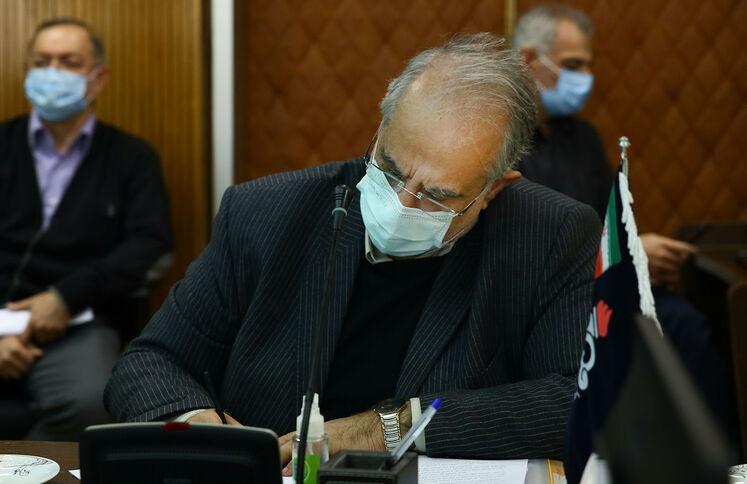 مسعود کرباسیان، مدیرعامل شرکت ملی نفت