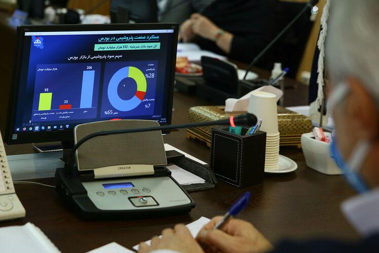مجمع عمومی عادی شرکت ملی صنایع پتروشیمی
