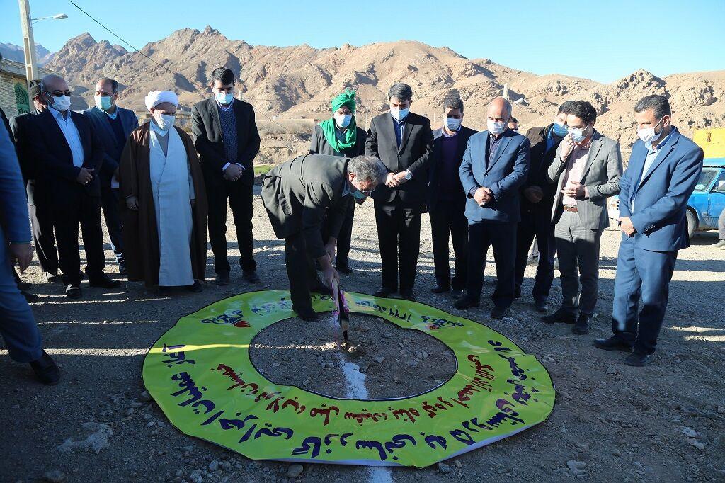 آغاز عملیات اجرایی گازرسانی به ۵ روستای استان یزد