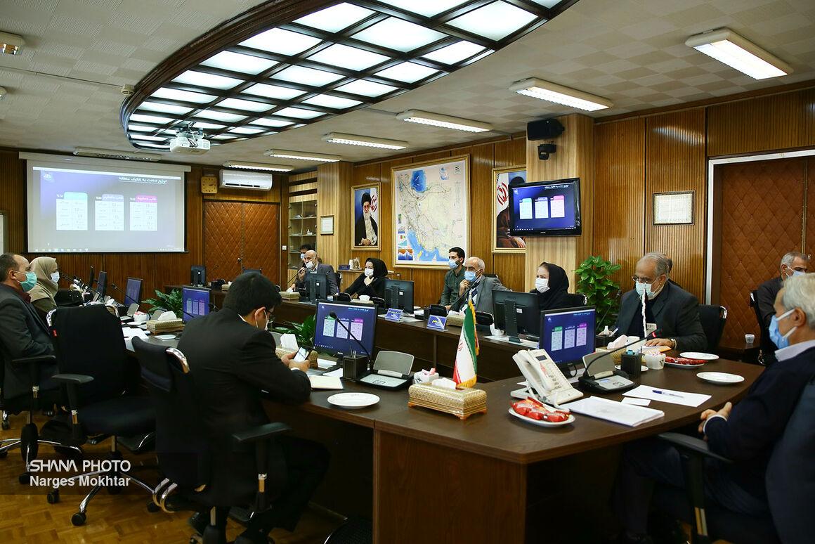 برگزاری مجمع عمومی عادی شرکت ملی صنایع پتروشیمی