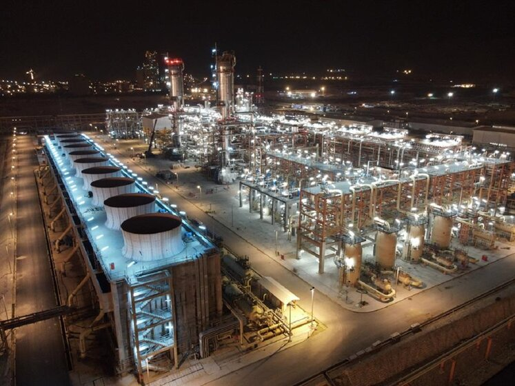 Kangan Petrorefinery Ready for Inauguration