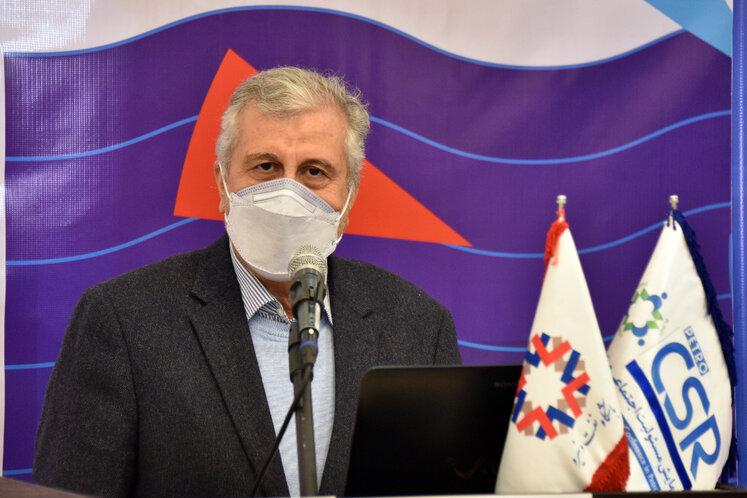 درخت مسئولیت اجتماعی با حمایت وزیر نفت به بار نشسته است
