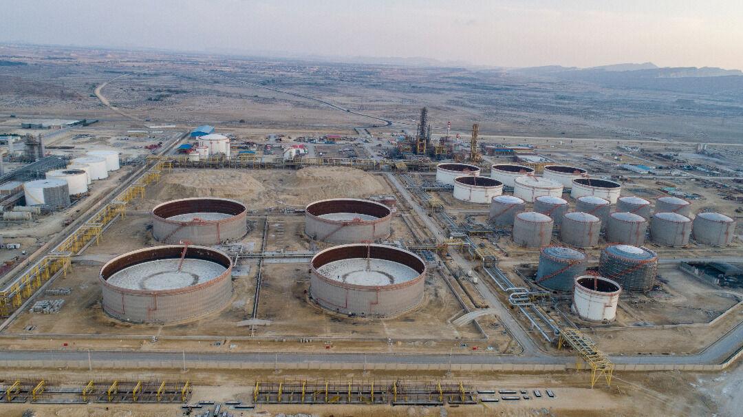 فاز نخست پالایشگاه نفت خام فوقسنگین قشم به بهرهبرداری رسید