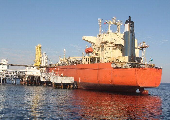 محصولات پالایشگاه گاز مایع سیری بارگیری شد