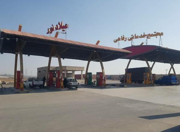 افتتاح یک جایگاه دیگر عرضه سوخت یورو در اصفهان