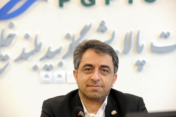 محمود امیننژاد، مدیرعامل شرکت پالایش گاز بیدبلند خلیج فارس