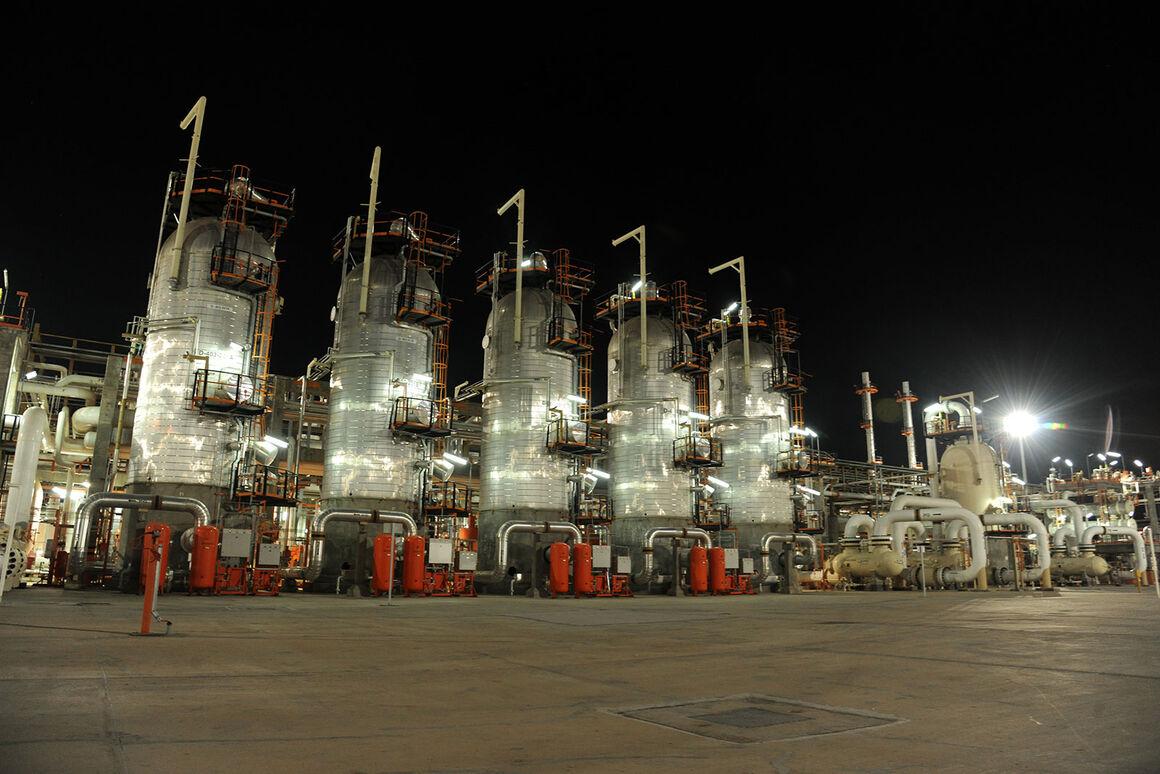 تأمین روزانه ۲ میلیارد فوتمکعب خوراک گاز بیدبلند ازسوی نفتخیز جنوب