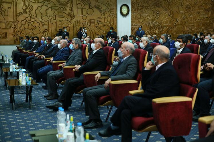 آیین گشایش رسمی بیستوپنجمین نمایشگاه بینالمللی نفت، گاز، پالایش و پتروشیمی