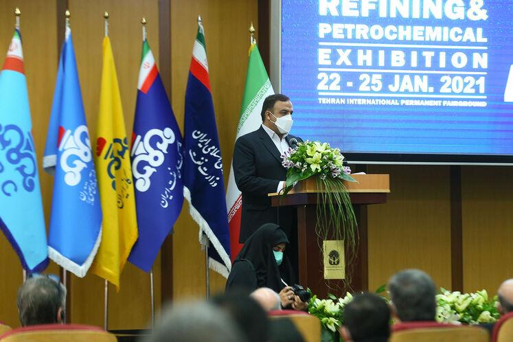 مجید بوجارزاده، مدیر بیستوپنجمین نمایشگاه بینالمللی نفت، گاز، پالایش و پتروشیمی ایران