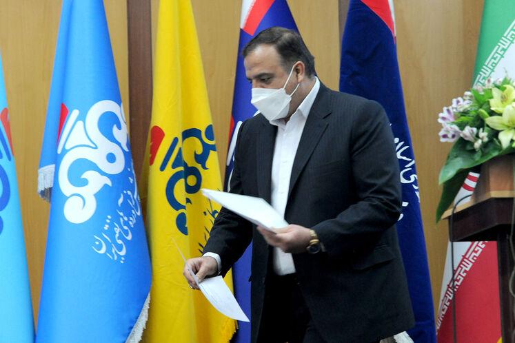 مجید بوجارزاده، مدیر بیستوپنجمین نمایشگاه بینالمللی نفت، گاز، پالایش و پتروشیمی
