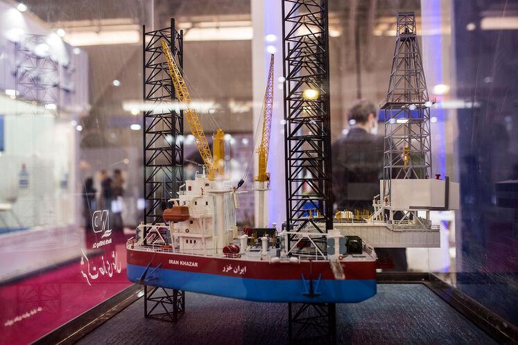 حاشیه روز نخست بیستوپنجمین نمایشگاه بینالمللی نفت ایران