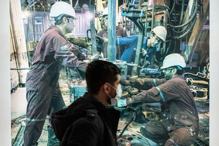 بهار صنعتگران ایرانی در نمایشگاه زمستانه نفت
