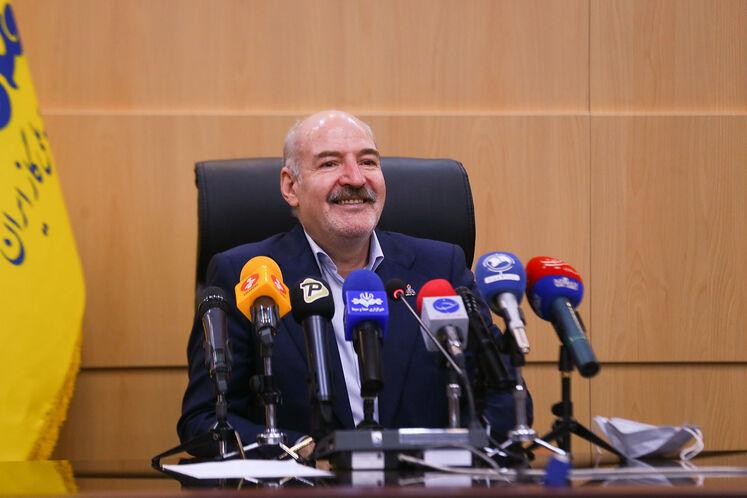 حسن منتظرتربتی، معاون وزیر در امور گاز