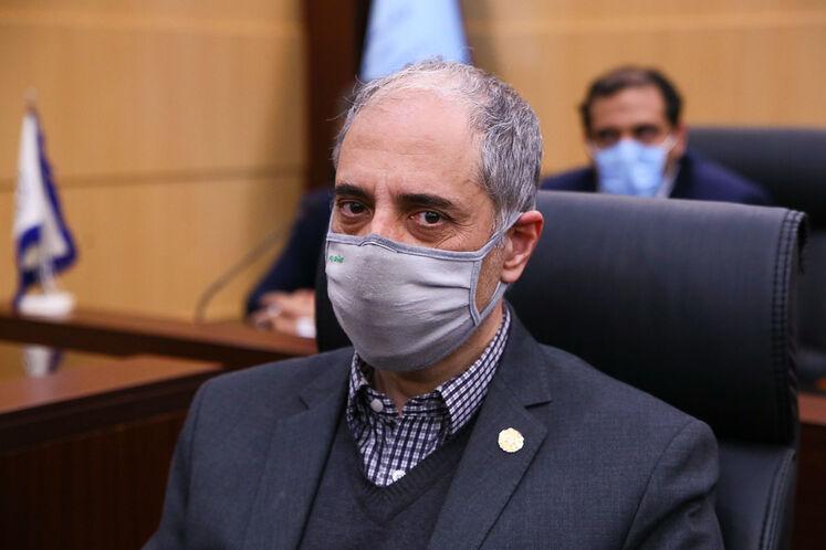 محمدرضا موحدی، معاون پژوهش و فناوری دانشگاه صنعتی شریف