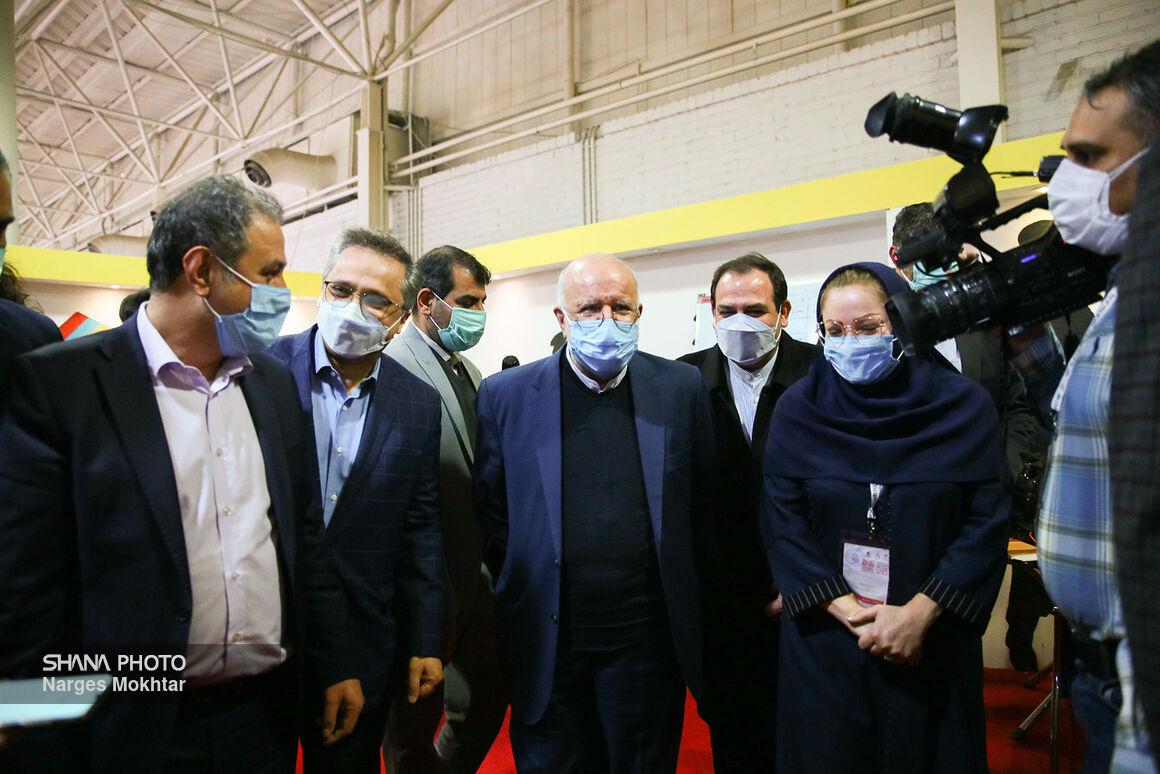 ستاد خبری بیستوپنجمین نمایشگاه بینالمللی نفت