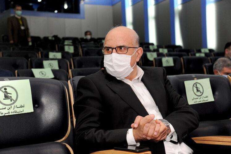 بهزاد محمدی ، مدیرعامل شرکت ملی صنایع پتروشیمی