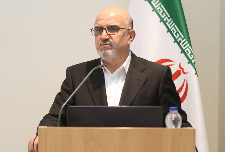 بهزاد محمدی، مدیر عامل شرکت ملی صنایع پتروشیمی