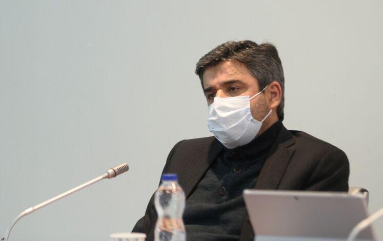 عبدالرحیم قنبریان، مدیرعامل شرکت پتروشیمی شیراز