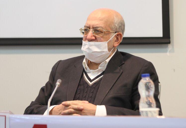 محمدرضا نعمت زاده، مشاور وزیر نفت