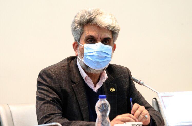 رضا عبادزاده، مدیرعامل شرکت تجارت صنعت پتروشیمی خلیج فارس