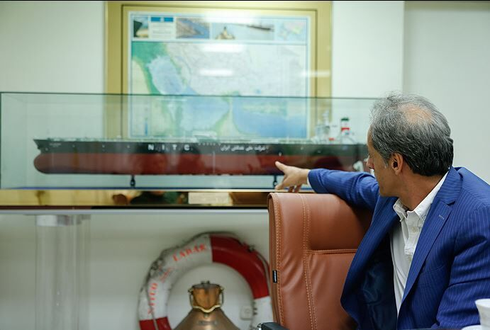 Iran Oil Exports would be Zero without Zangeneh: CEO