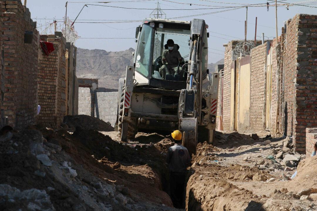 پروژه گازرسانی خراسان رضوی در شهر زاهدان تکمیل شد