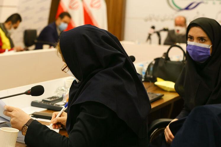 نشست خبری مدیرعامل شرکت گروه پتروشیمی سرمایه گذاری ایرانیان(پترول)