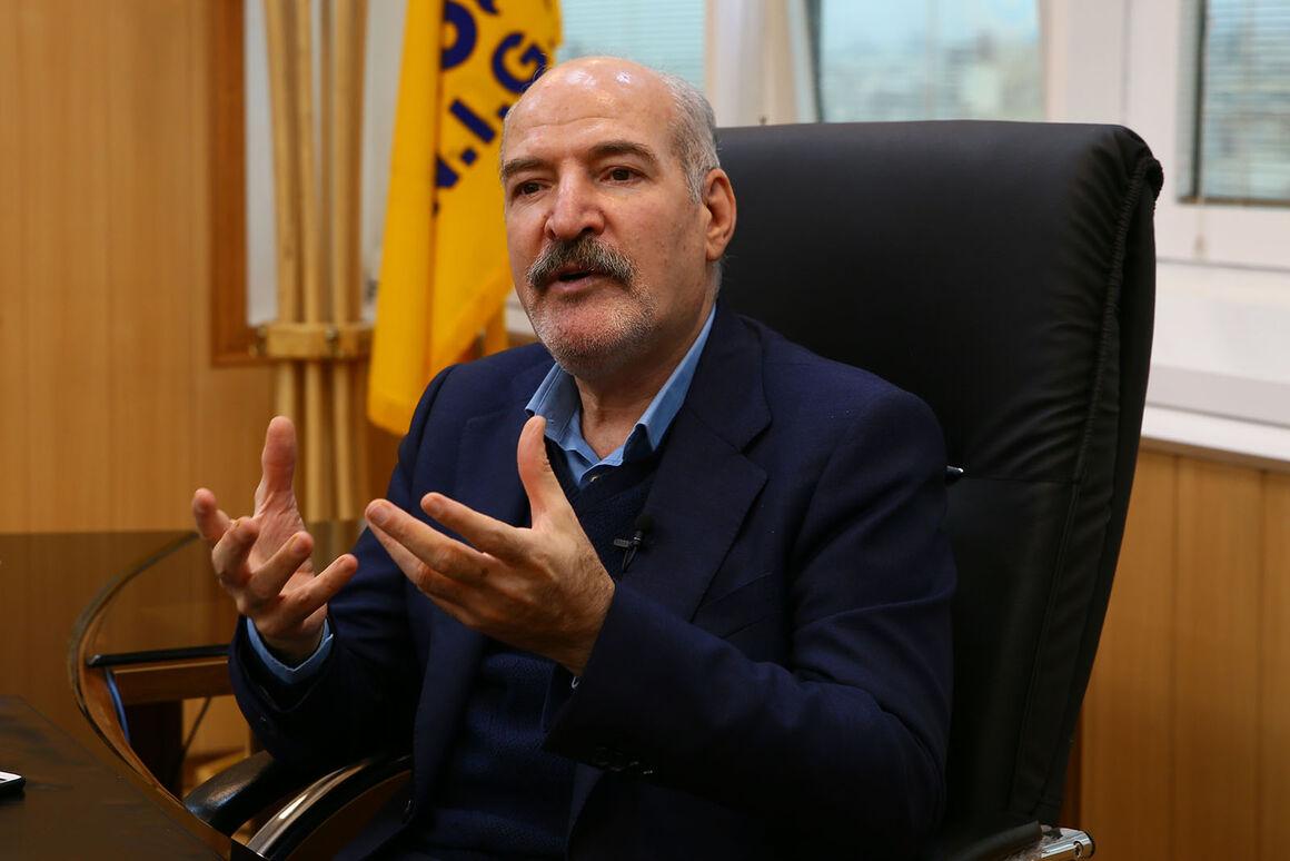 Iran Eyes European Gas Market: CEO