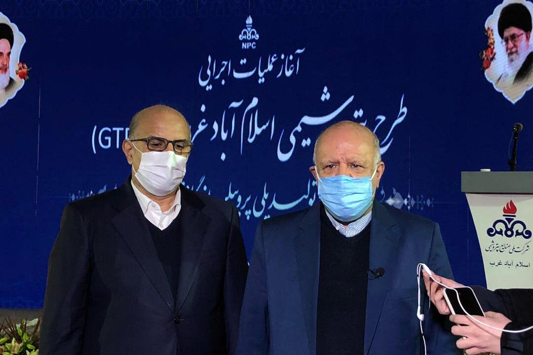 کرمانشاه به سومین استان کشور در ظرفیت پتروشیمی تبدیل میشود