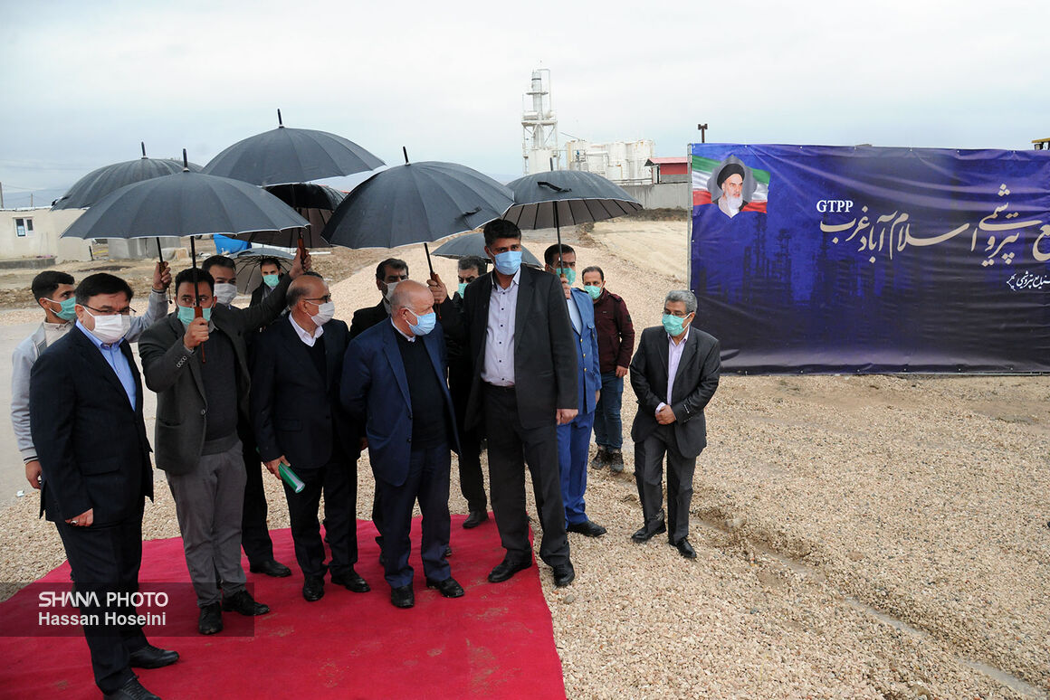 Iran Eyes Petchem Hub in Kermanshah