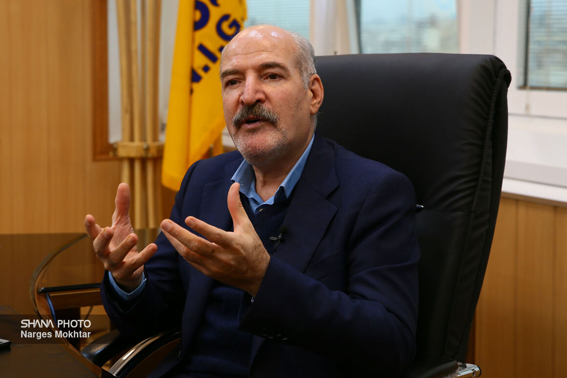 Iran Eyes European Gas Market: CEO