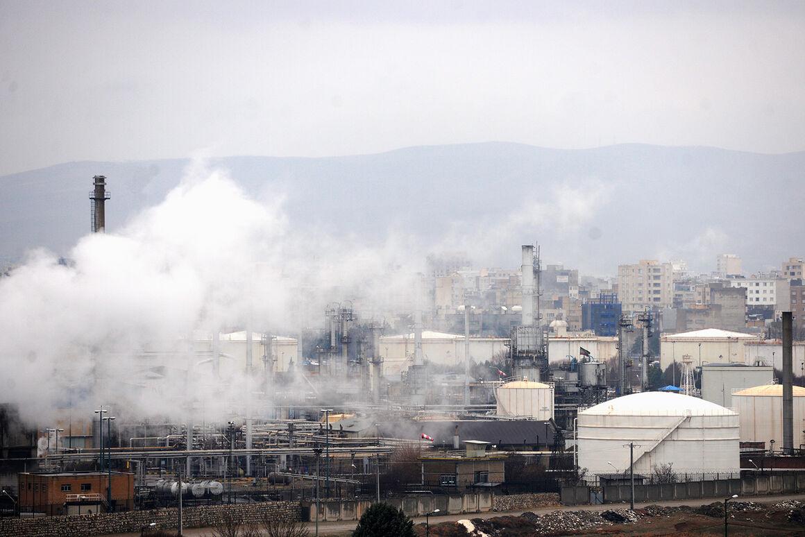 فرآوردههای پالایشگاه نفت کرمانشاه کیفیسازی میشوند