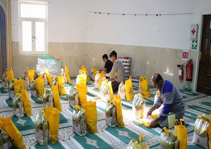 برگزاری دومین مرحله پویش همدلی در منطقه پارسیان