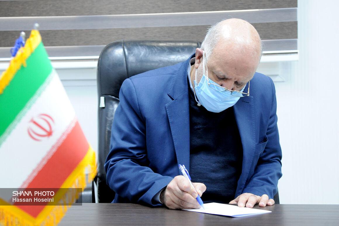 پیام وزیر نفت به مناسبت هفتادمین سالگرد تصویب قانون ملی شدن صنعت نفت ایران