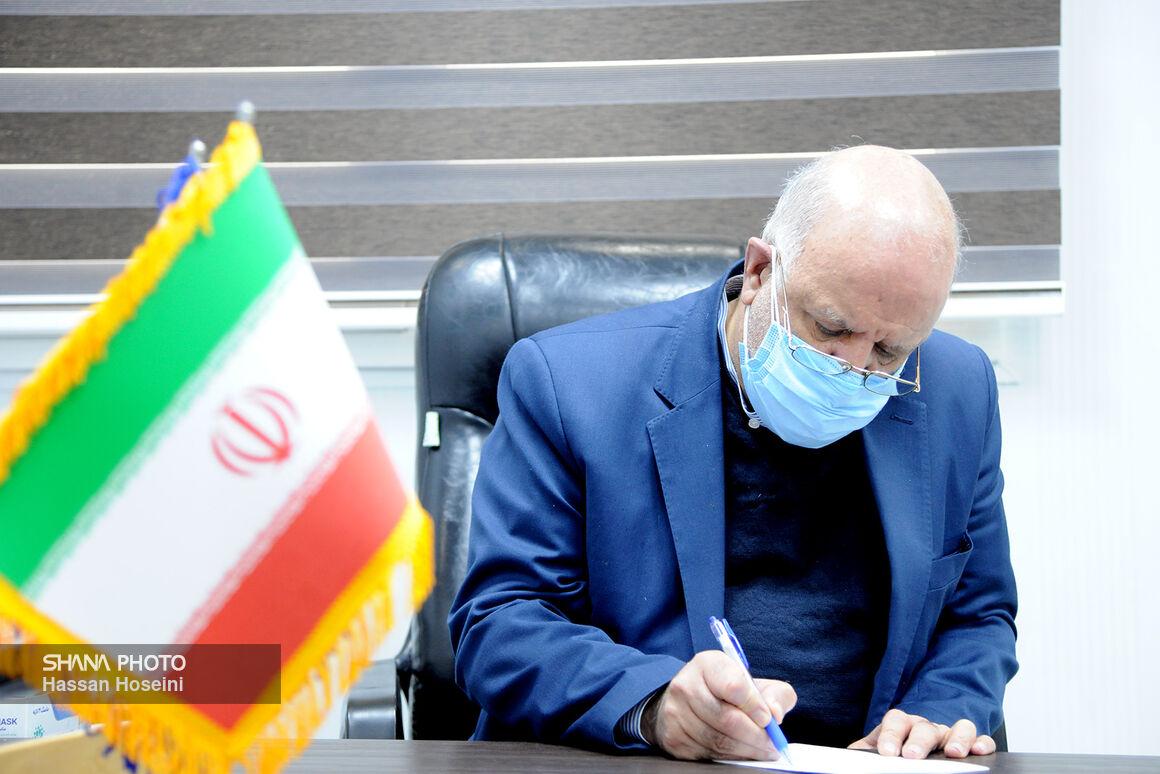 گزارش وزیر نفت به رئیسجمهوری درباره توسعه گازرسانی در کشور