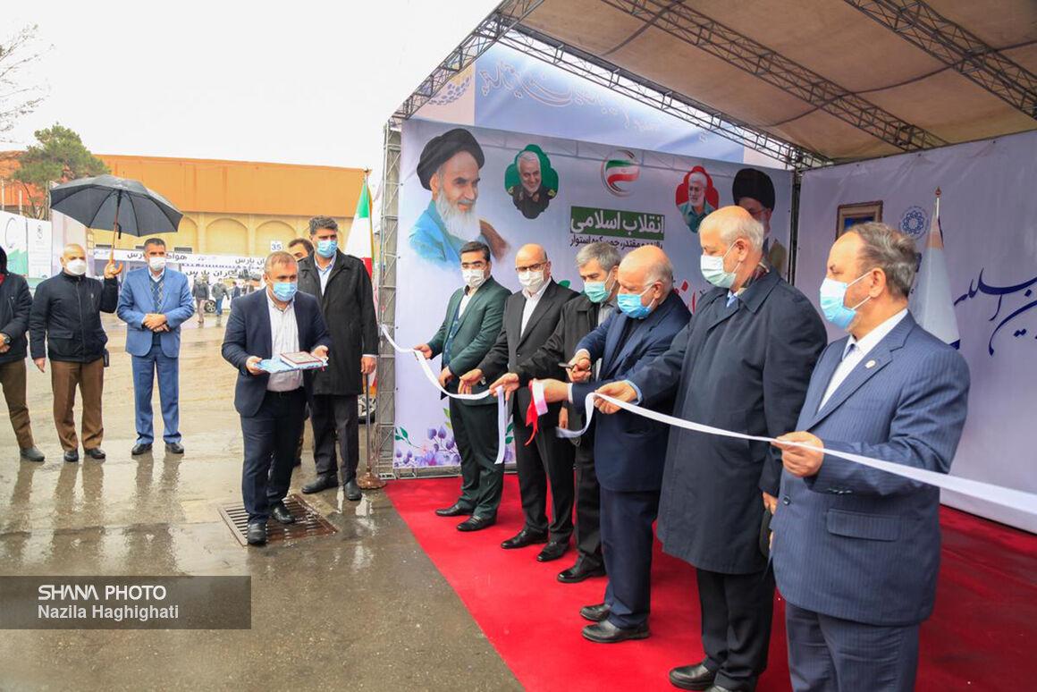 چهاردهمین نمایشگاه ایران پلاست آغاز بهکار کرد